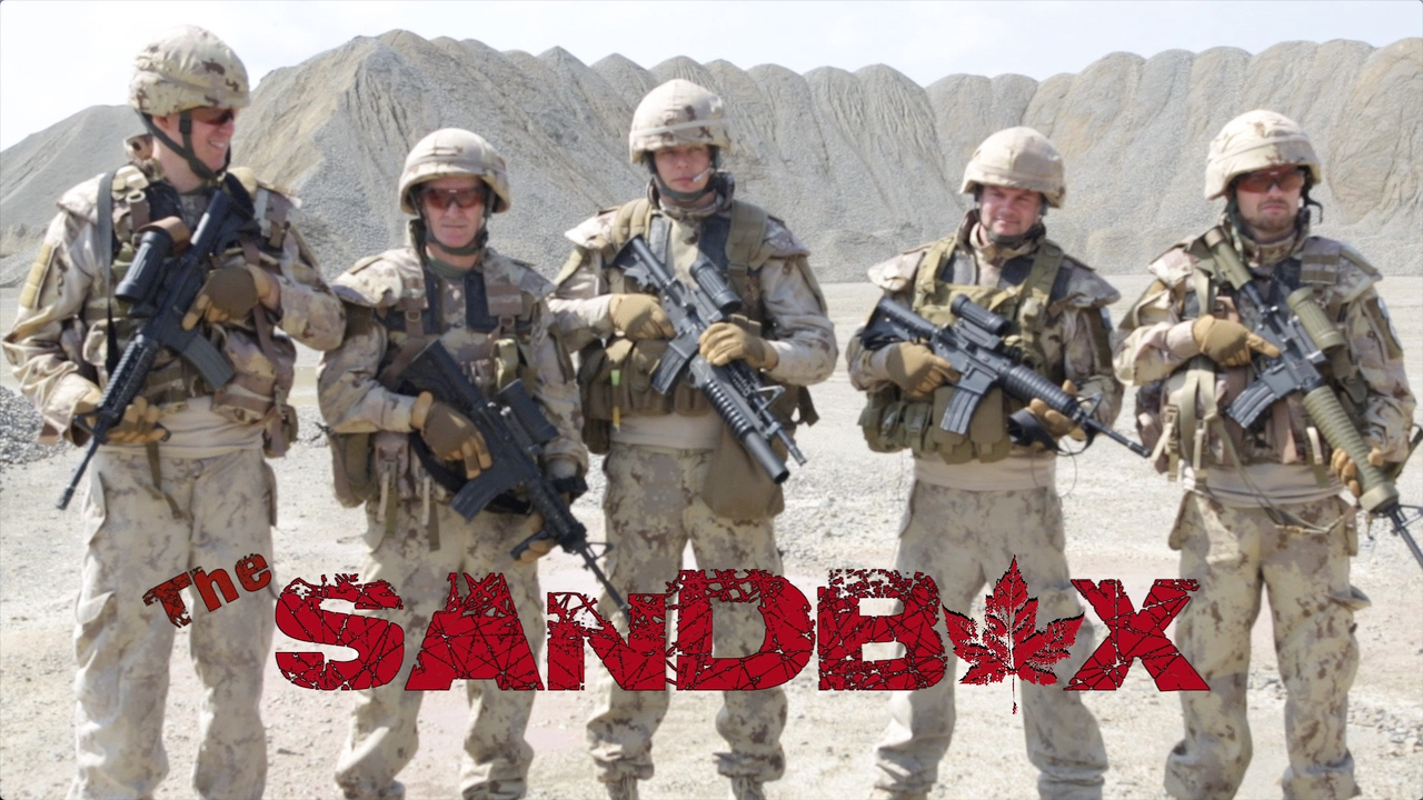The Sandbox Trailer